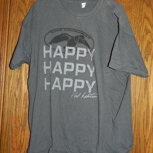 Men's AllStyle Grey Duck Dynasty T Shirt
